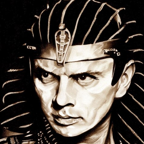 "Bad to the Bone ""Ramses II"", AKA ""Yul Brynner"" From the Motion Picture, ""The Ten Commandments"""
