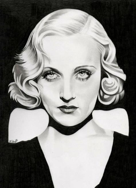 "Carole Lombard ""The Racketeer"""