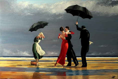 The Singing Butler II, A tribute to Jack Vettriano