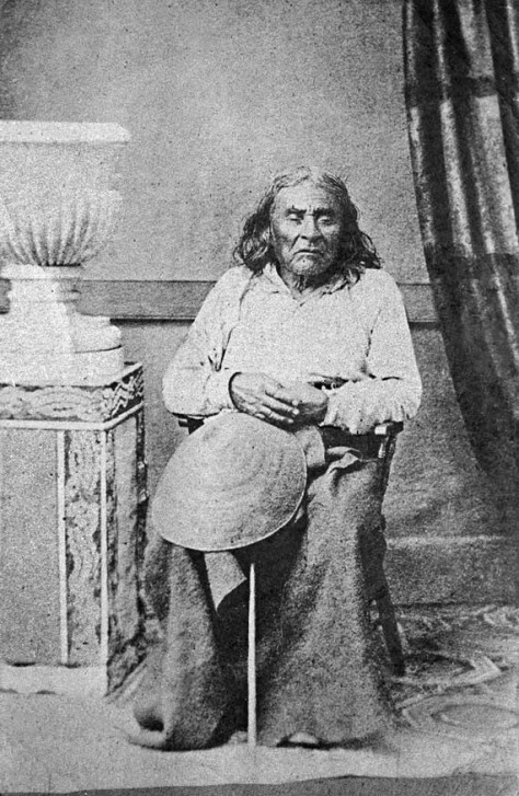 Chief Seattle (1864)