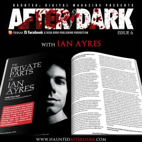 Ian Ayres (Haunted After Dark Issue 6)