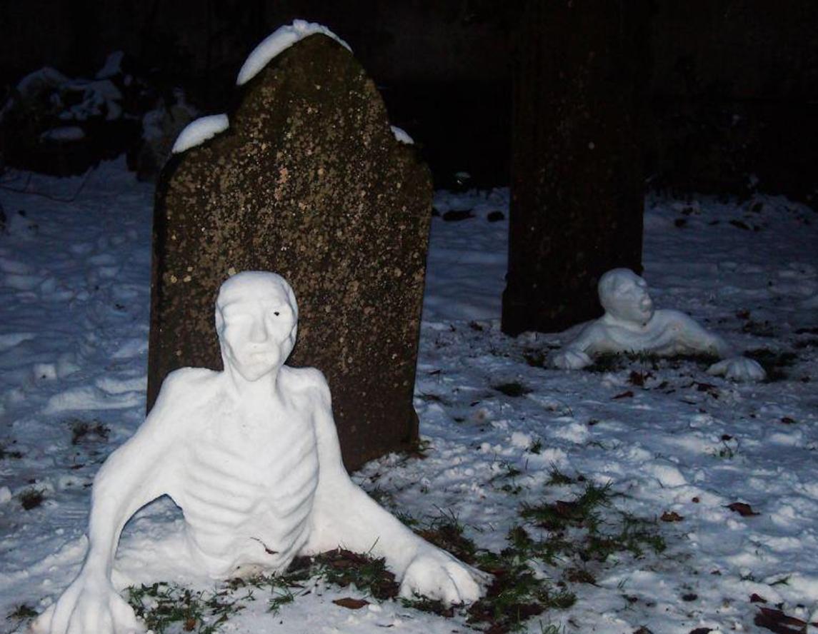 Snow Corpses