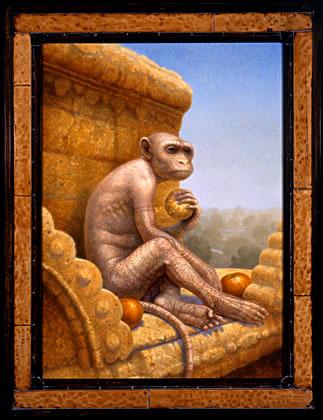 """Harish, Lord of the Monkeys"""