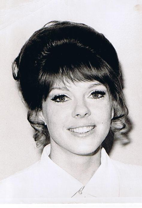 Sharon Rogers in 1972
