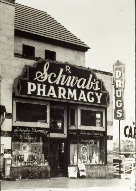 Schwab's Drugstore