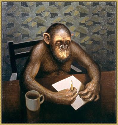 Diligent Ape