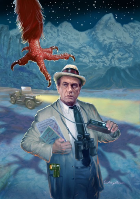 """Big Book of Kolchak The Night Stalker"" from Moonstone Books"