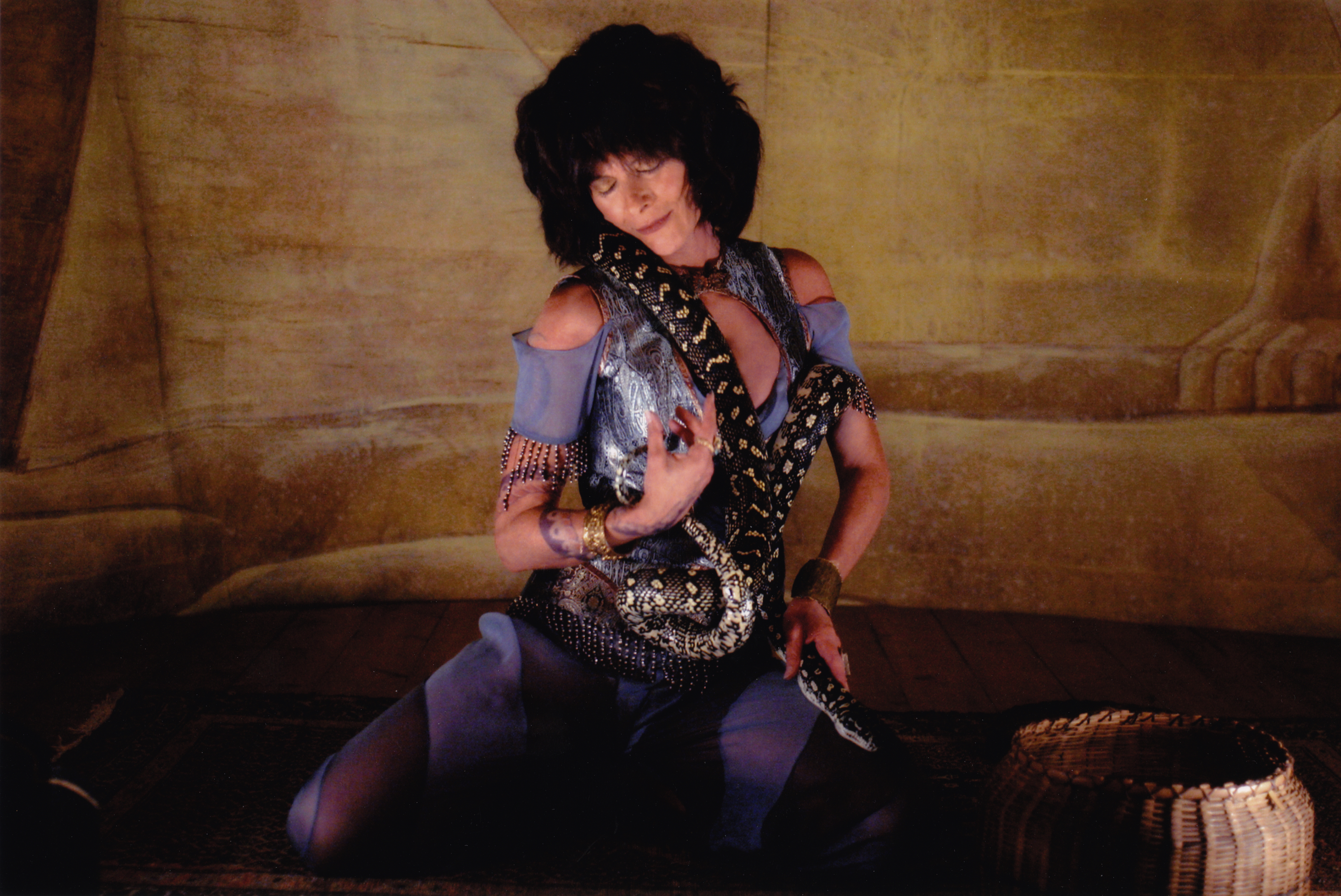 an interview with adrienne barbeau | theoriginalvangoghsearanthology