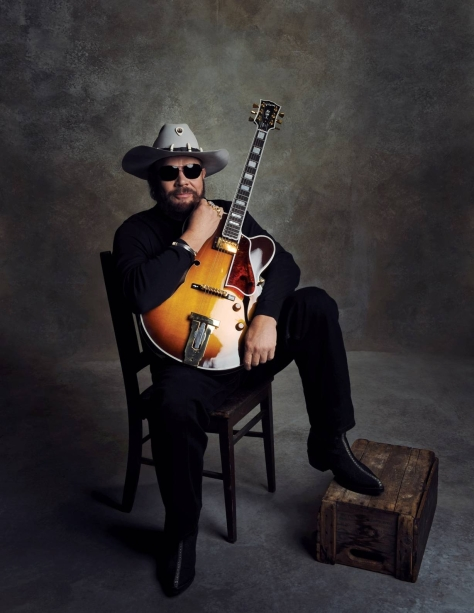 Hank Williams, Jr. (publicity photo)
