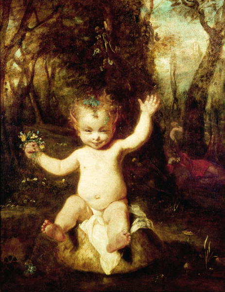 "Joshua Reynolds, ""The Puck"""