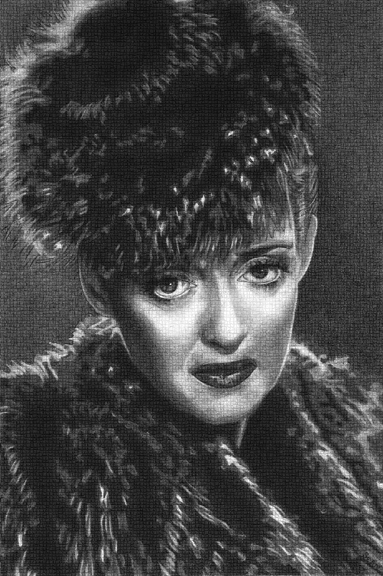 Bette Davis as Judith Trahe