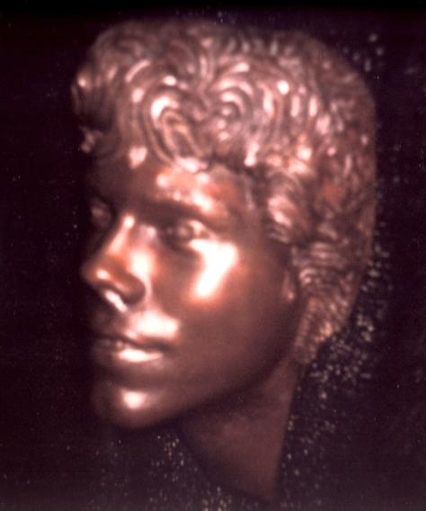 Ian Ayres (Bronze Casting) by Hendrik