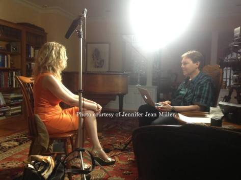 Jennifer with Ian copy