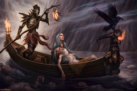 Ferryman of Hades