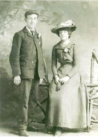 Graham's Grandparents