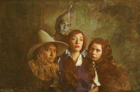 The Wonderful Women of Oz