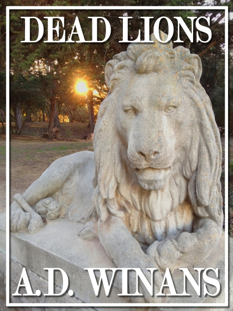 """""""Dead Lions"""" available from Punk Hostage Press on Amazon."""