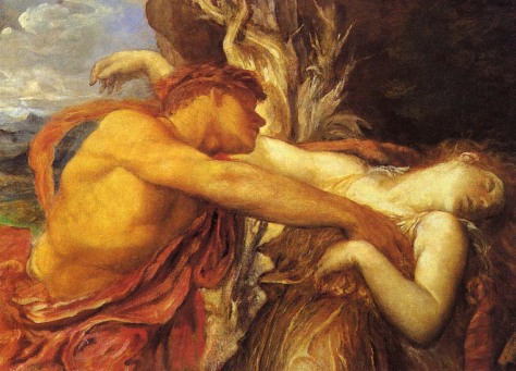 Watts_George_Frederic_Orpheus_And_Eurydice