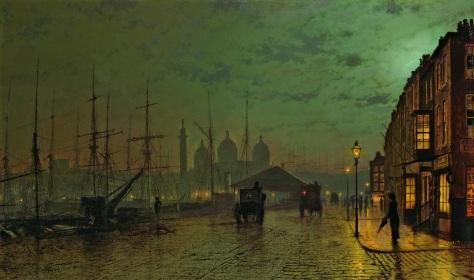 John Atkinson Grimshaw 1882