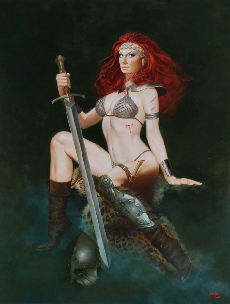 Enric_Red_Sonja_I_Know_Not_Defeat