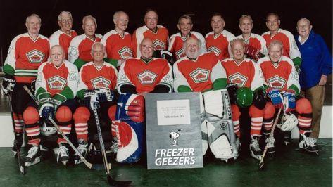 Freezer Geezers