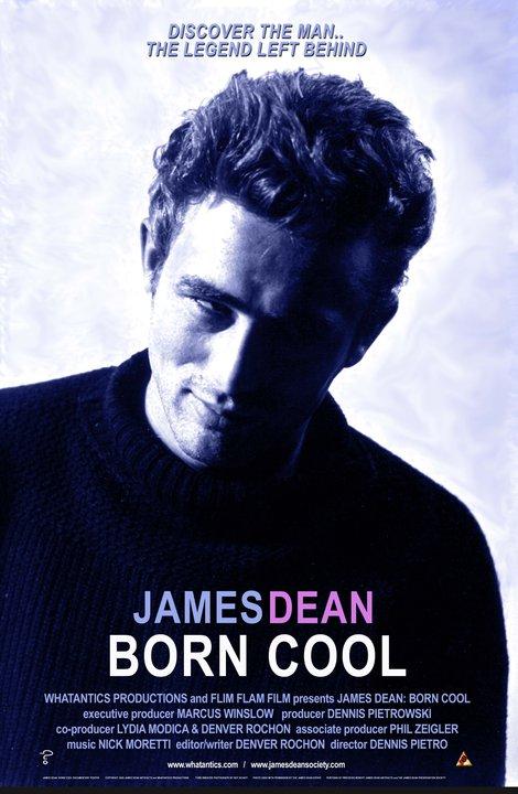 James Dean Born Cool
