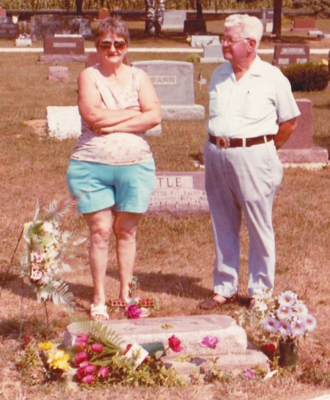 Wilbur and Joan Hoskins