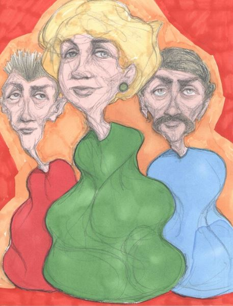 threefaces