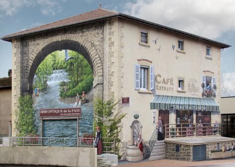 Café Rynaud ensemble angle
