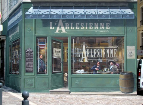 L Arlésienne bar 1