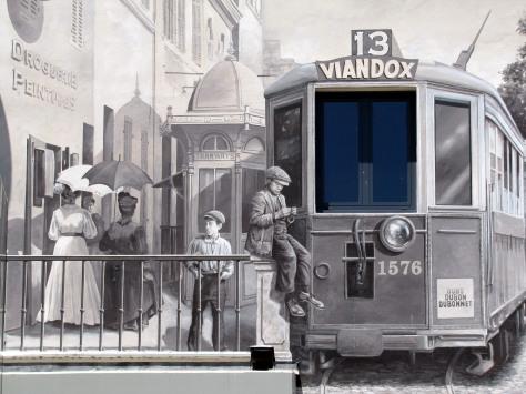 Marseille Tramway détail 2