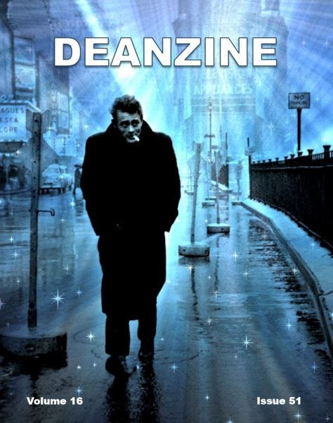 Cover for Deanzine Vol 16 Issue 51