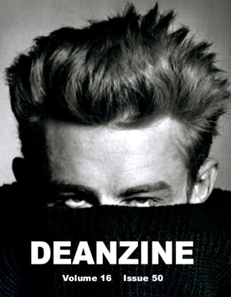 cover of Deanzine Vol16 Issue 50