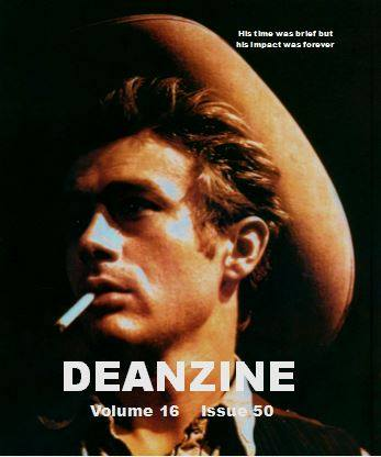 Deanzine Cover for Issue 50