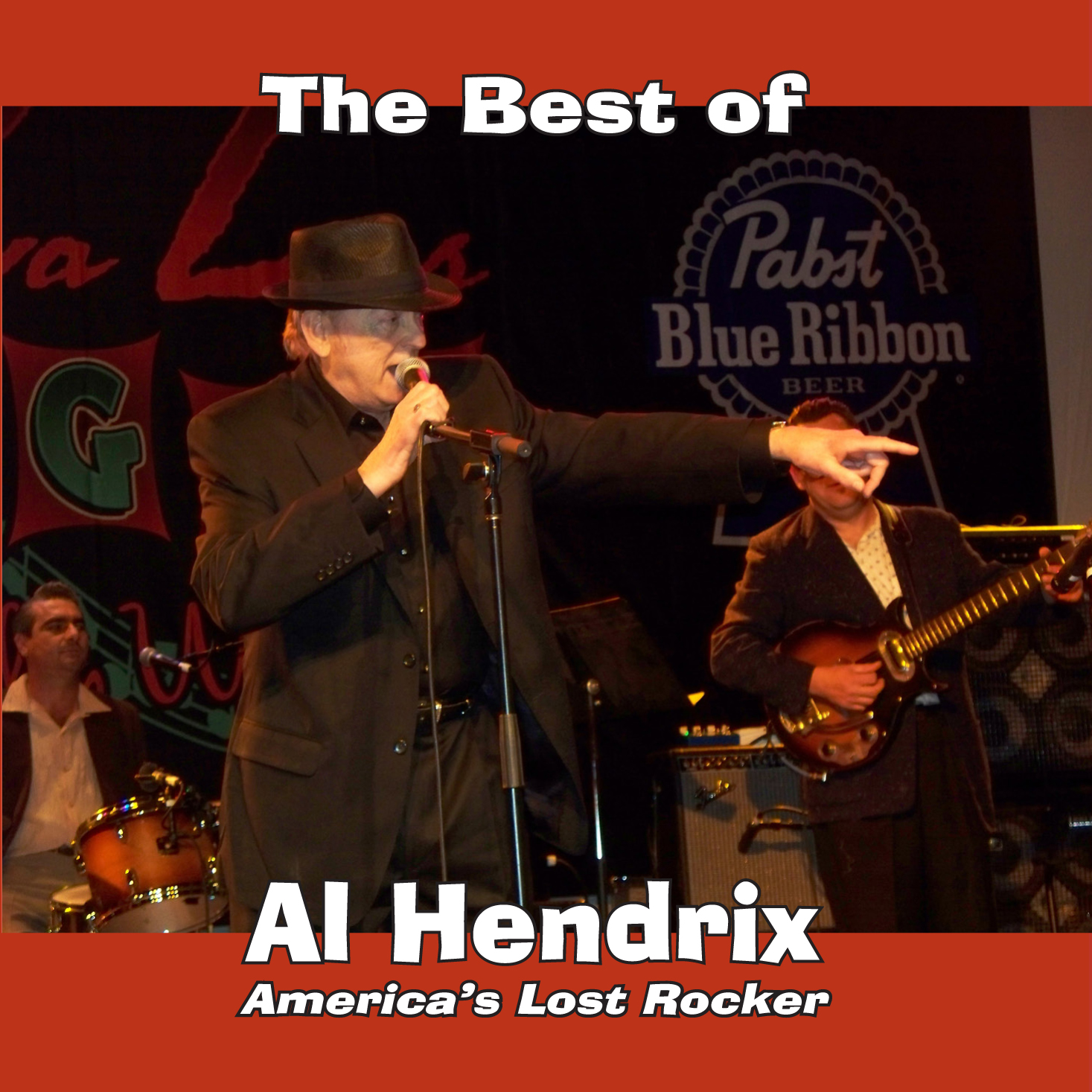 The Best of Al Hendrix cover RGB 1467
