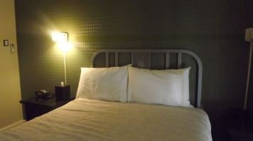 Room 223. Where James Dean stayed during his time at the hotel.